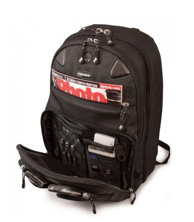 ScanFast Checkpoint Friendly Backpack 2.0 - Easy Access Accessory Pockets