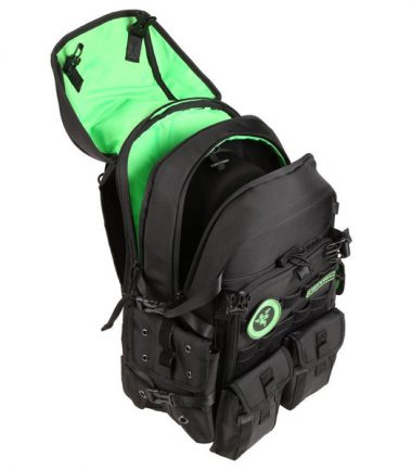 """Razer Tactical Pro Gaming Backpack (17"""")-22145"""