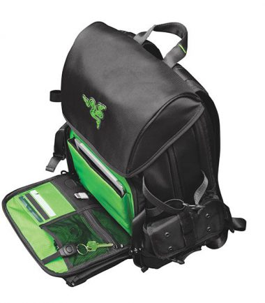 "Razer Tactical Pro Gaming Backpack (17"")"