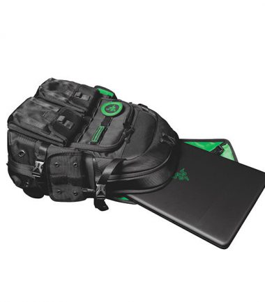"""Razer Tactical Pro Gaming Backpack (17"""")-18949"""