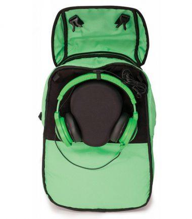 "Razer Tactical Pro Gaming Backpack (17"") Headset Holder"