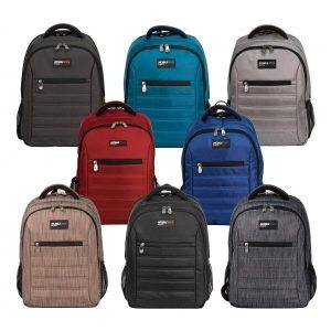 SmartPack Backpack (Black)-0