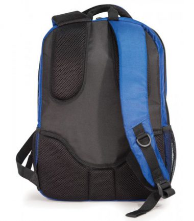 SmartPack Backpack - Ergonomic Ventilated Back Panel, Padded Shoulder Straps and Carry Handle
