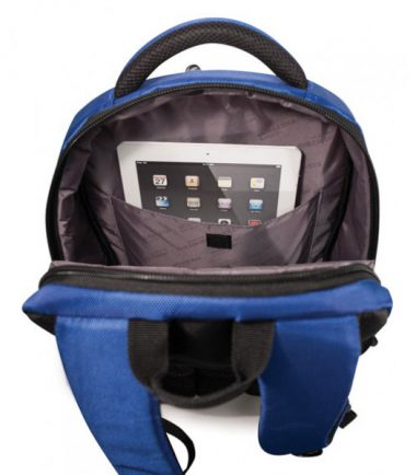 SmartPack Backpack - Roomy Interior with Additional Fleece Lined Pouch for a Tablet