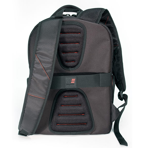 "Professional Backpack - 16"" - Black-0"