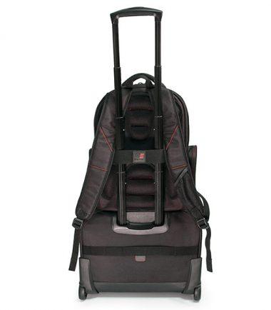 "Professional Backpack - 16"" - Black-18918"