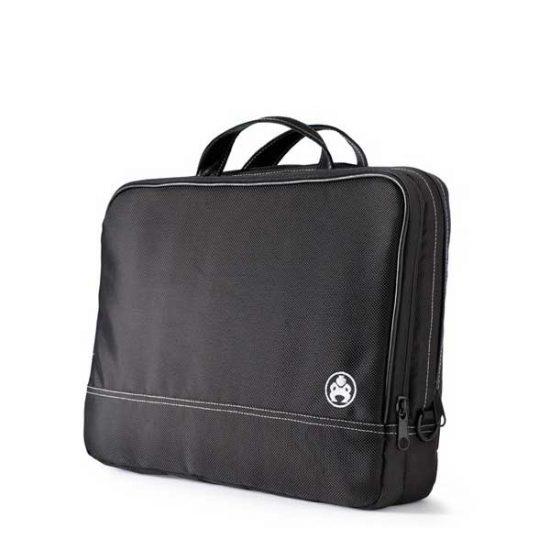 "Men's Two Pocket Laptop Case - 12""-0"