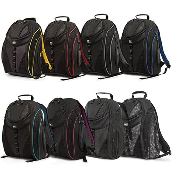 Express Backpack 2.0 - Protective Laptop Compartment will hold up to 16 inch Laptops