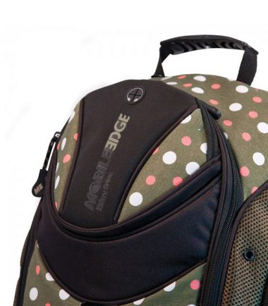 Express Backpack (Eco-Friendly, Green Dots)-19107
