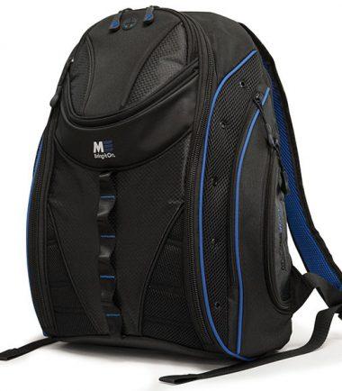 Express Backpack 2.0 Black w/Royal Blue Trim
