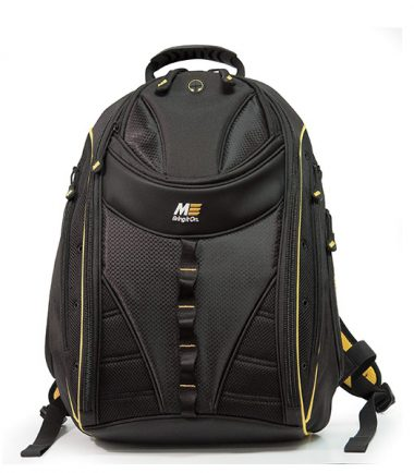 Express Backpack 2.0 - Black / Yellow-19249