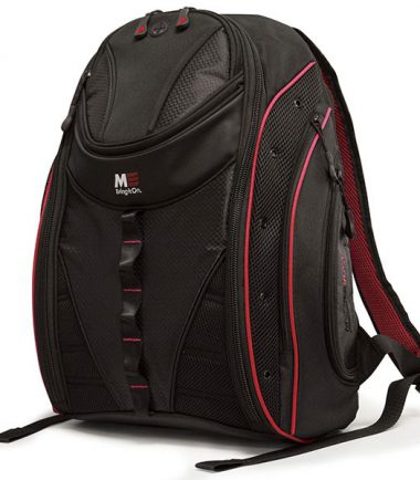 Express Backpack 2.0 Black w/Red Trim