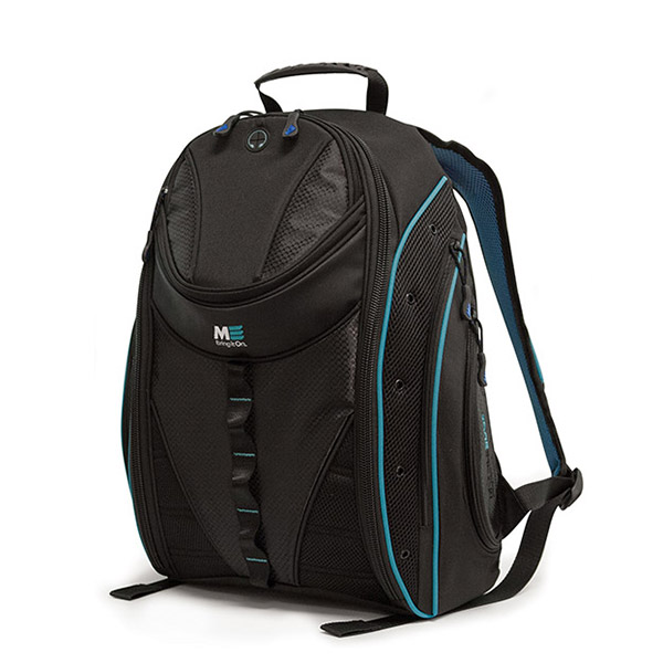 Express Backpack 2.0 - Black / Teal-0