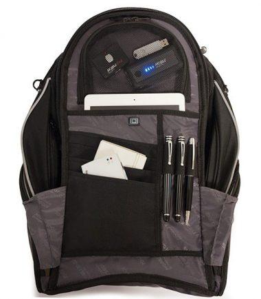 Express Backpack 2.0 - Black / Teal-19050