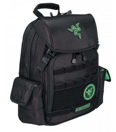 "Razer Tactical Gaming Backpack (15"")-19046"