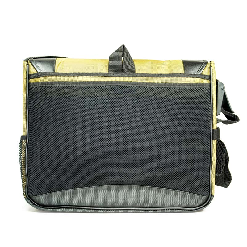 Mobile Edge Select Messenger Laptop Case- Yellow MEMS04