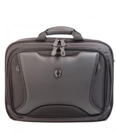 Alienware Orion M17x TSA Approved / Compliant, Checkpoint Friendly Laptop Messenger Bag - Front