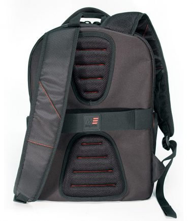 Professional Backpack and Rolling Case Combo -19322