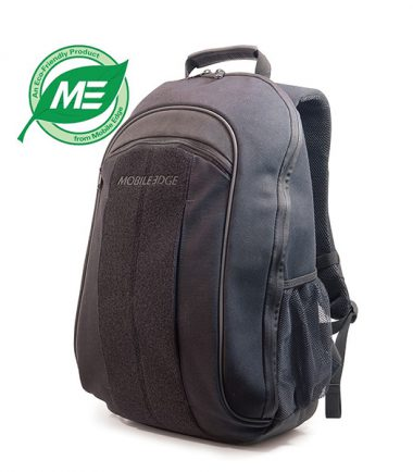 ECO Laptop Backpack (Eco-Friendly, Black)-0