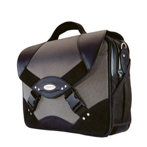 Heritage Premium Briefcase - Silver-0