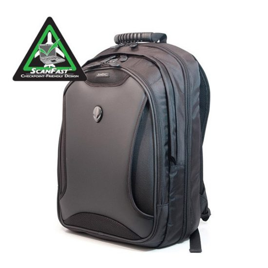 Alienware Orion M17x Backpack (ScanFast)