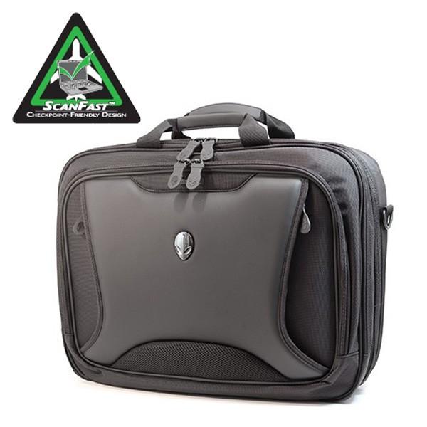 Alienware Orion M17x TSA Approved / Compliant, Checkpoint Friendly Laptop Messenger Bag