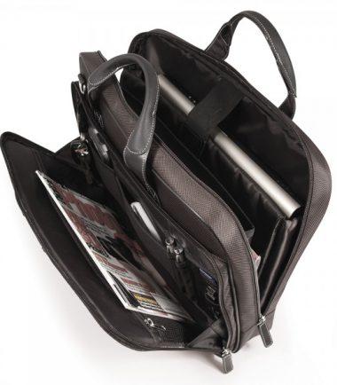 Premium Nylon Laptop Briefcase