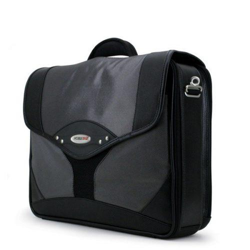 Premium Briefcase - Silver-0