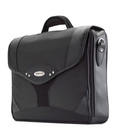 Select Briefcase - Black-0