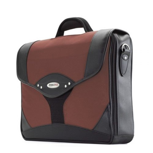 Select Briefcase - Dr. Pepper Red