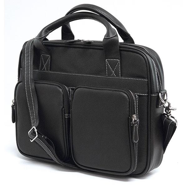The Tech Briefcase - Black-0