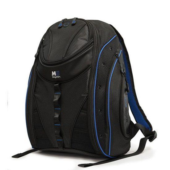 Express Backpack 2.0 - Black / Royal Blue-0