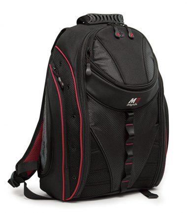 Express Backpack 2.0 - Black / Red-19226