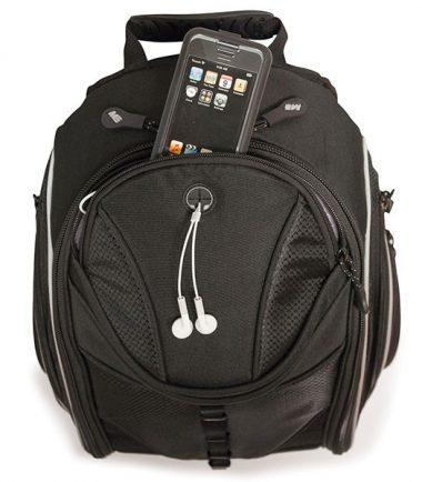 Express Backpack 2.0 - Black / Red-19233