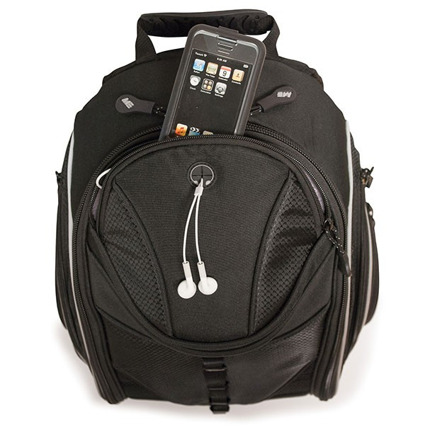 Express Backpack 2.0 - Black / Silver