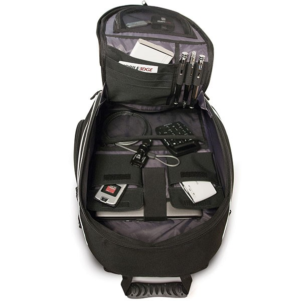 Express Backpack 2.0 - Black MEBPE12