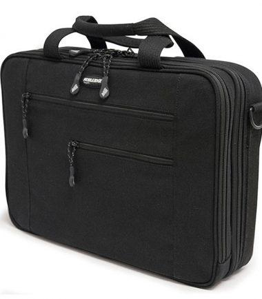 Eco-Friendly Briefcase (Black)-19441