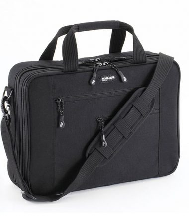 Eco-Friendly Briefcase (Black)-19442