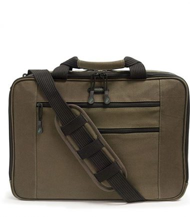 Eco-Friendly Briefcase (Olive)-19458