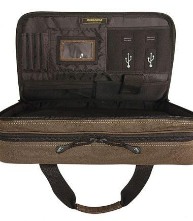 Eco-Friendly Briefcase (Black)-19447