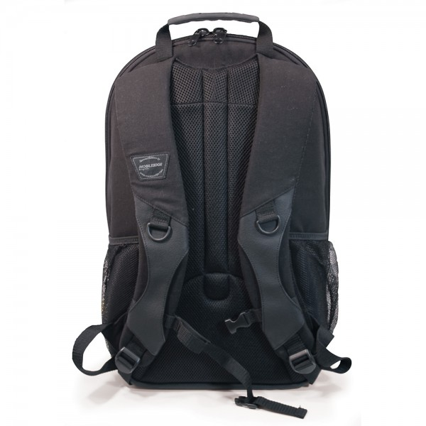 ECO Canvas Backpack 14.1 (Eco-Friendly, Black)-0