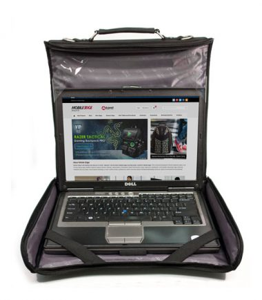 Mobile Edge - 2.0 Express Chromebook Case 13 inch/14.1 inch - Black - Work directly out of the case