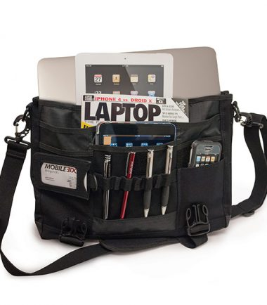 ECO Chromebook / Ultrabook Messenger (Eco-Friendly, Black)-19710