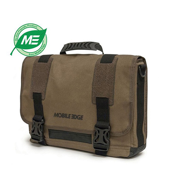 ECO Chromebook / Ultrabook Messenger (Eco-Friendly, Olive)-0