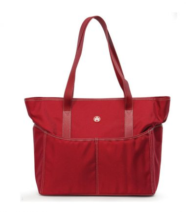 Sumo Large Tote Red - Front