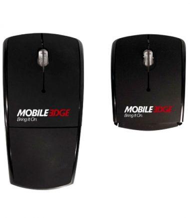 Wireless, Folding Optical Mouse