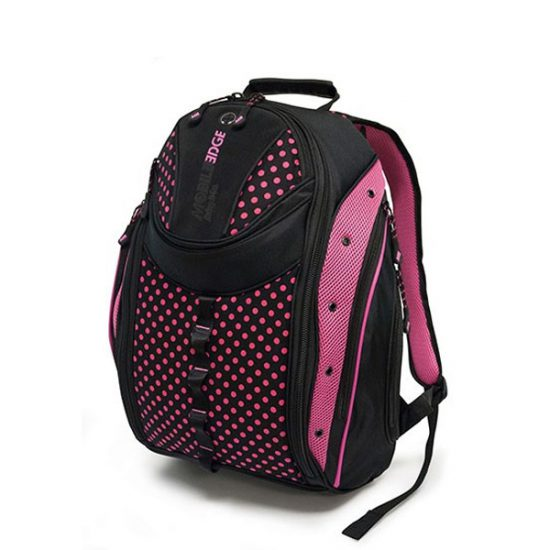 Express Backpack - Pink Dots-0