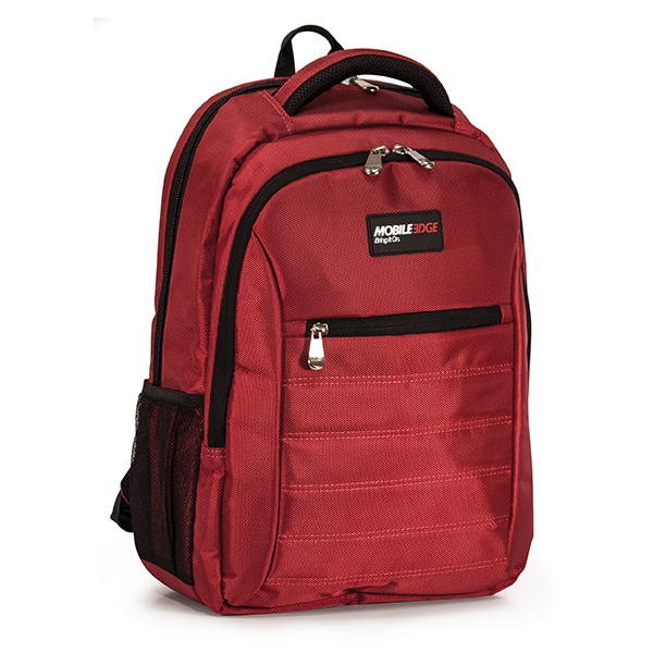 SmartPack Backpack (Crimson Red)-0