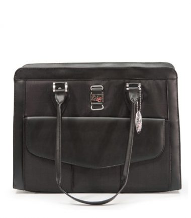 Onyx Geneva Laptop Tote - Superior materials and hardware