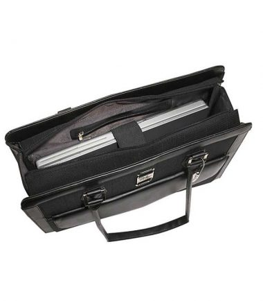 Onyx Geneva Laptop Tote - Dedicated laptop Compartment